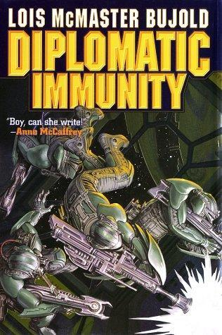 Book Review – Diplomatic Immunity by Lois McMaster Bujold